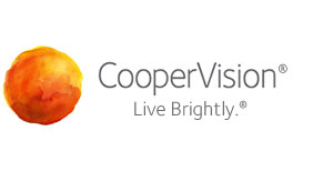 Cooper Vision contact lens